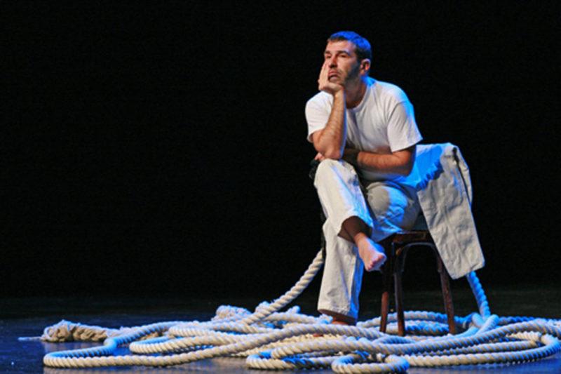 Театр одного актера Евгений Гришковец: Как я съел собаку, Русский остров, Евгений Гришковец, Как я съел собаку, смотреть онлайн Евгений Гришковец