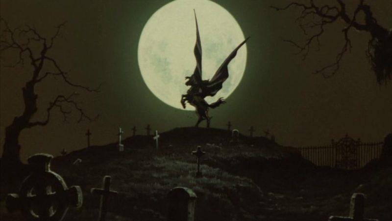 Ди - охотник на вампиров