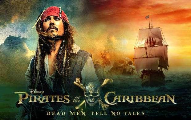 Фильм Пираты Карибского моря 5: Мертвецы не рассказывают сказки - отзыв, актеры, Джонни Депп, обзор, рецензия, сюжет, описание, Alien: Covenant 2017