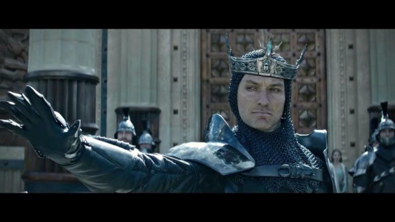 Меч короля Артура отзыв, обзор, рецензия, фильм King Arthur: Legend of the Sword 2017