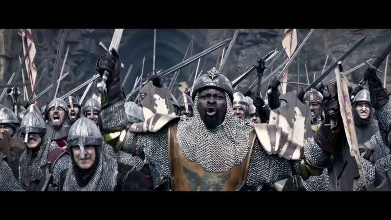 Меч короля Артура 2017 фильм King Arthur: Legend of the Sword 2017