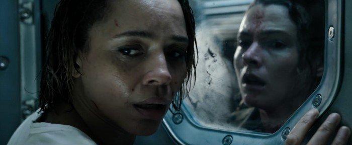 Фильм Чужой: Завет 2017 - отзыв, обзор, рецензия, сюжет, описание, Alien: Covenant 2017, Ридли Скотт