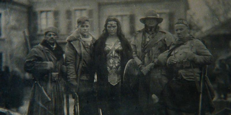 Фильм Чудо-женщина 2017: Wonder Woman 2017
