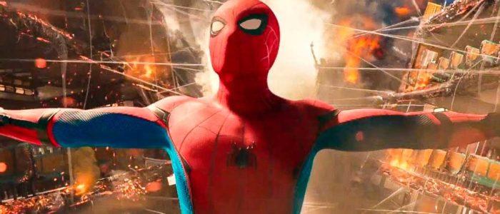 Человек-паук: Возвращение домой отзыв, обзор, рецензия, фильм, описание