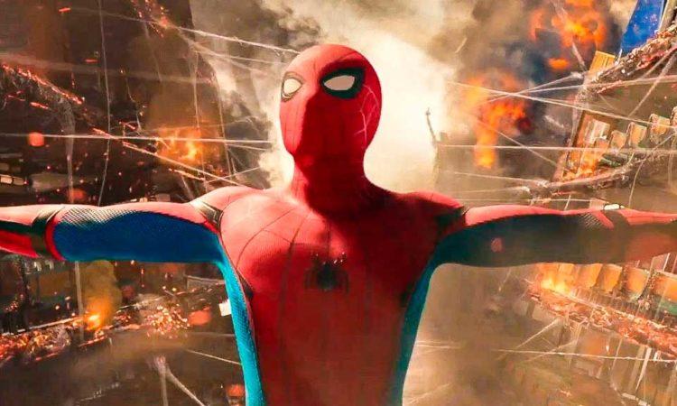 Обзор Человек-паук 2017
