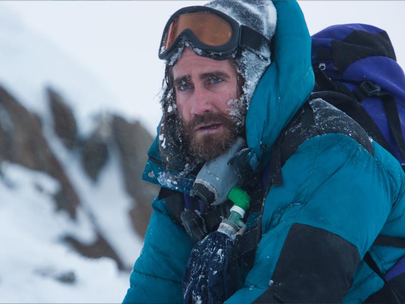 Эверест фильм