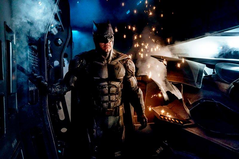 Бэтмен Лига справедливости Бен Аффлек