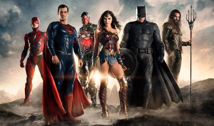 Лига справедливости 2017 обзор фильма
