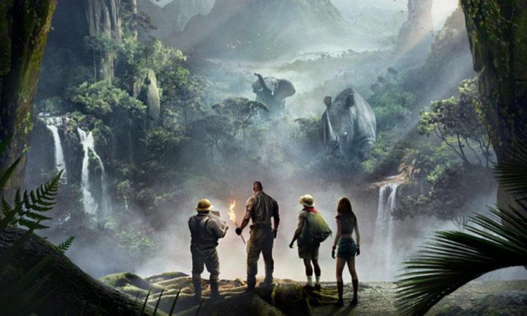 Джуманджи 2 обзор фильма Зов джунглей 2017