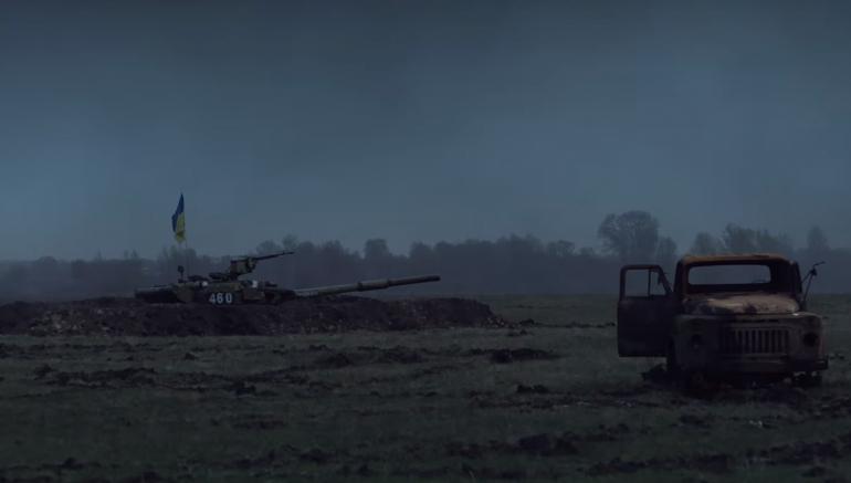 съемки фильма Киборги 2017