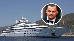 Ди Каприо спас в Карибском море человека, который выпал за борт корабля