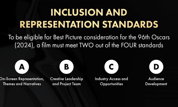 """К отбору на """"Оскар"""" не допустят фильмы без участия темнокожих и представителей ЛГБТ"""