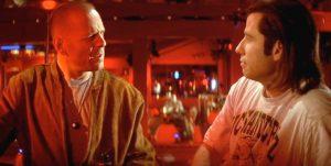 Уиллис и Траволта встретятся на съёмках спустя 27 лет после «Криминального чтива»
